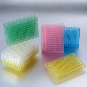 Placas de PCR 96