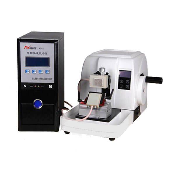 Microtomo Semiautomático + Congelación Rápida KD-3390-VI