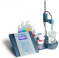 Kit de Laboratorio para Ph Hach sensION+ pH Marca Hach.