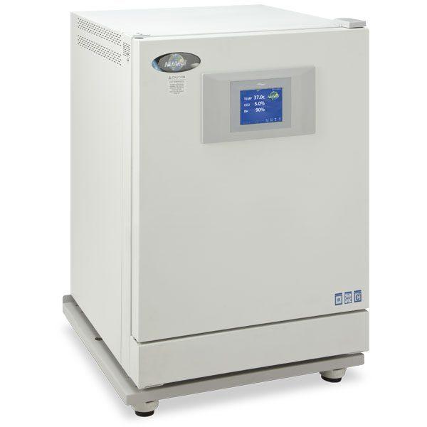 Incubadora de CO2 de calor directo (160 L) con Ciclos de Esterilización Duales y Control de Humedad NU-5720.jpg