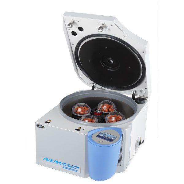 Centrífugas ventilada NU-C300V