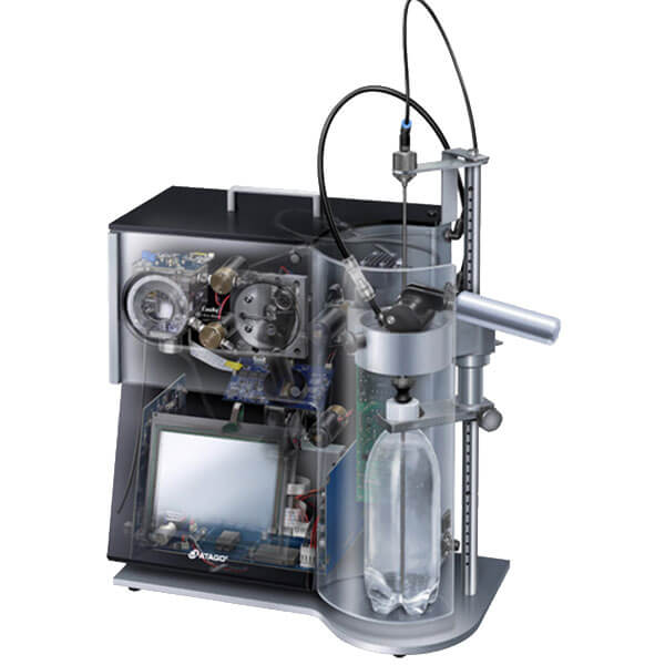 MONITOR AUTOMÁTICO DE BRIX Y CO2