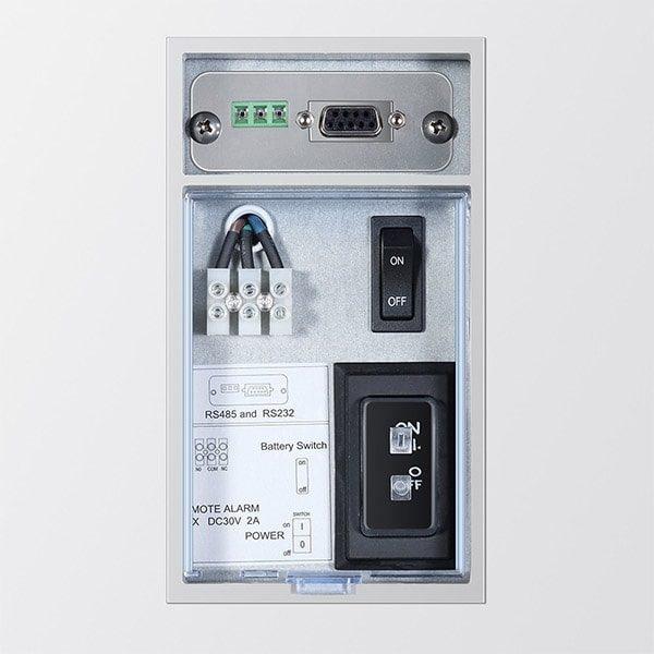 Sistema de encendido del ultracongelador nu-99728