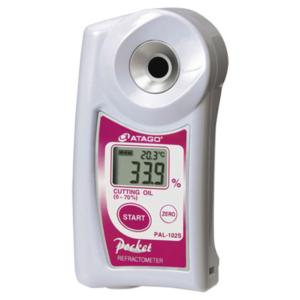 Refractómetro digital Para Aceites de Corte PAL-102S