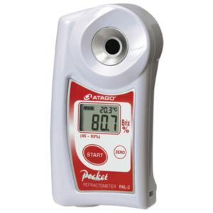 Refractómetro digital de Bolsillo PAL-2