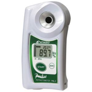 Refractómetro digital de Bolsillo PAL-3