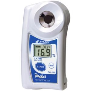 Refractómetro Para Vino PAL-79S