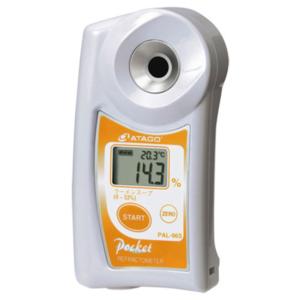 Refractómetro digital de Bolsillo Para Ramen PAL-96S