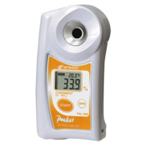 Refractómetro digital de Bolsillo para medir Condimentos PAL-98S