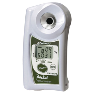 Refractómetro con Doble Uso PAL-BX/RI