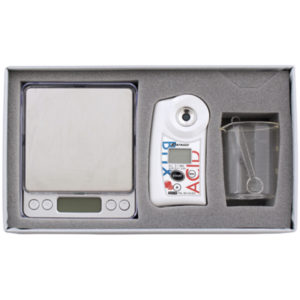Refractómetro medir Brix-Acidez PAL-BX|ACID1