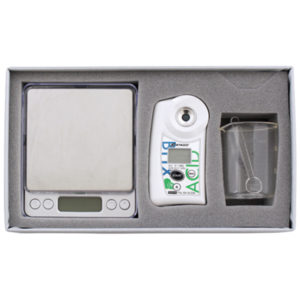 Refractómetro Medir Brix-Acidez PAL-BX|ACID8