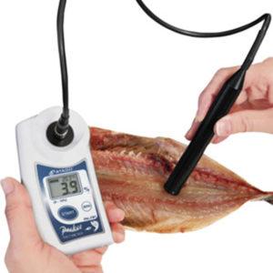 Salinómetro para pescado seco PAL-FM1
