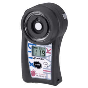 Brixómetro IR PAL-HIKARi 10 melocotón