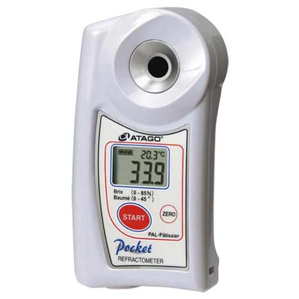 Refractómetro digital de Bolsillo PAL-Pâtissier