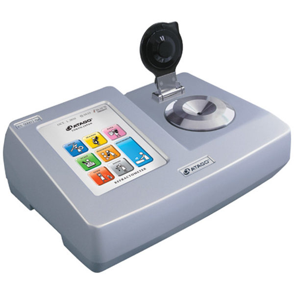 Refractómetro automático RX-5000i-Plus