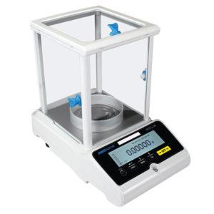Balanzas Analíticas y Semi-Micro Solis