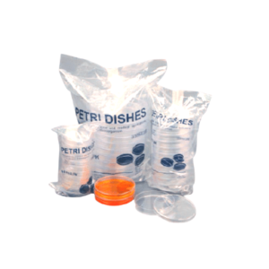 caja petri esterilizada por EO