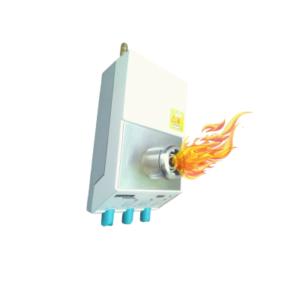 Mechero para gas de encendido electrónico