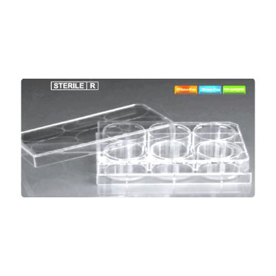 placa para cultivo celular de 96 pozos