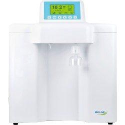 Sistema de purificación de agua para laboratorio