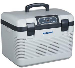 Refrigerador portatil marca Biobase