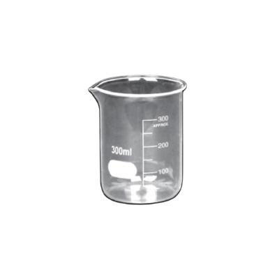 Vaso de precipitado cristal forma baja de 250 ml