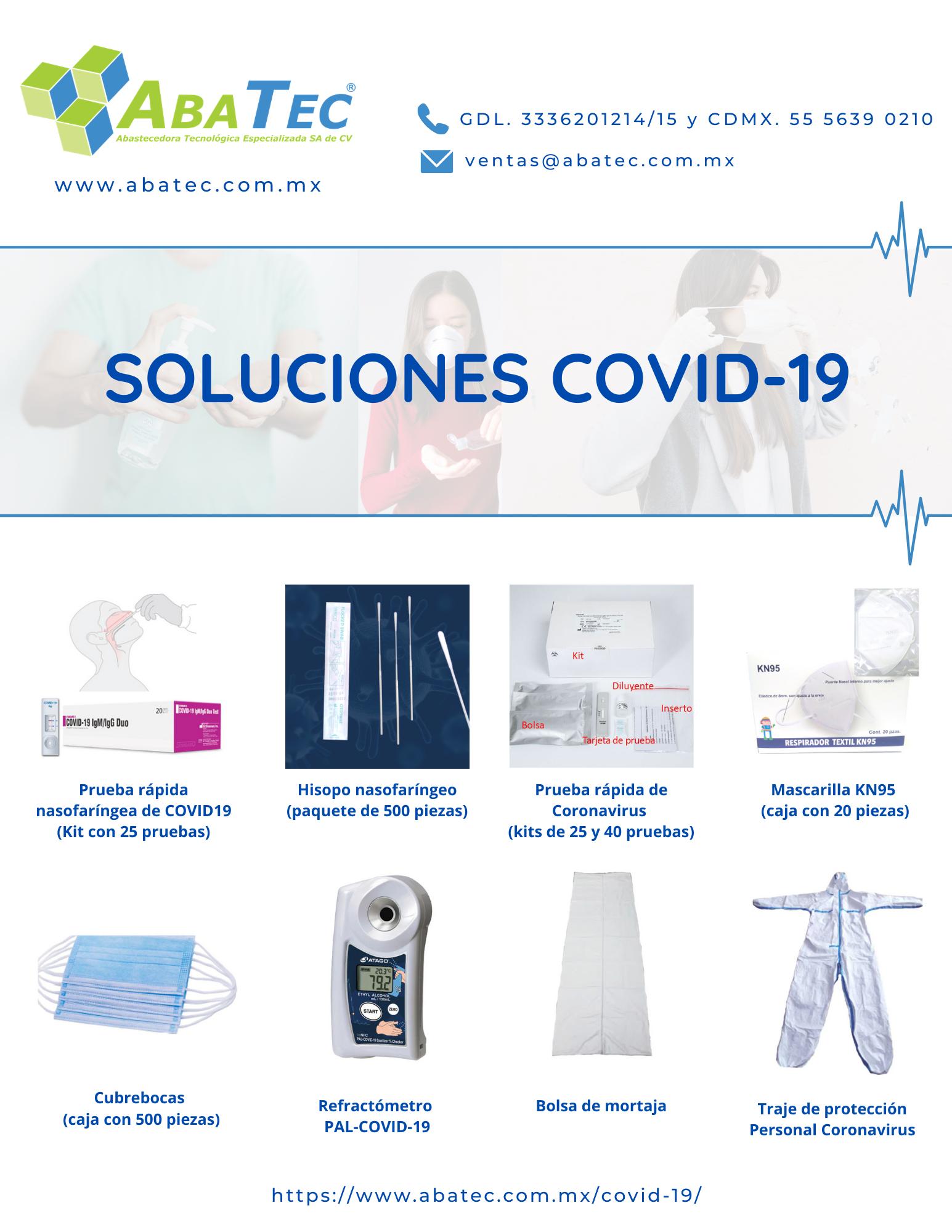Soluciones covid19